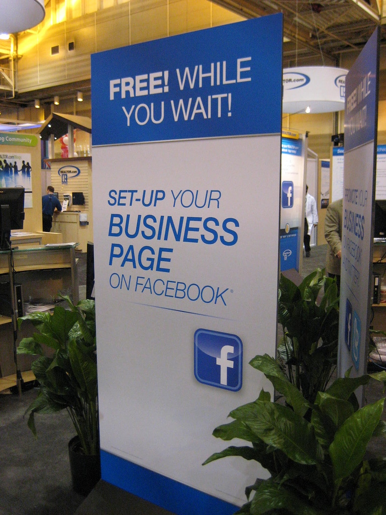 facebook for business photo